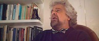 Grillo annuncia un altro cambiamento: 'Mio blog cambia, M5s migra su quello delle Stelle. Stiamo diventando adulti'