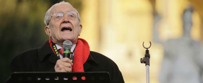 Ferdinando Imposimato, morto il giudice del caso Moro e dell'attentato a Wojtyla. Candidato da M5s per il Quirinale