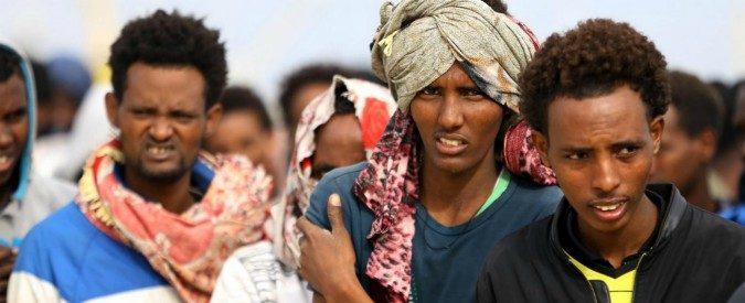Immigrati, profughi o clandestini: nessuno che li chiami persone