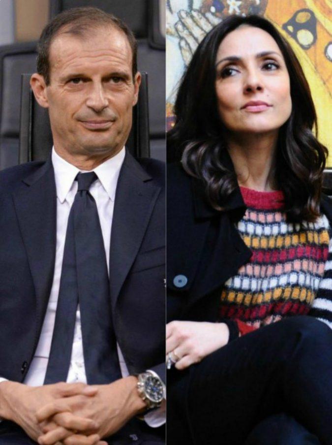 """Ambra Angiolini non vuole sposare Massimiliano Allegri: """"Non sento l'esigenza, lo amo e può bastare"""""""