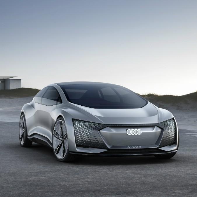 Audi, conquistato il primato del lusso nel 2017