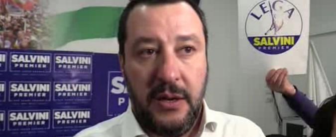 """Dati Istat su calo nascite, Salvini: """"Fallimento del governo che attua sostituzione etnica con gli immigrati"""""""