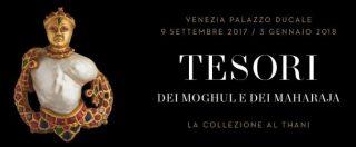 Venezia, furto di gioielli da una teca della mostra a Palazzo Ducale. Bottino da quantificare