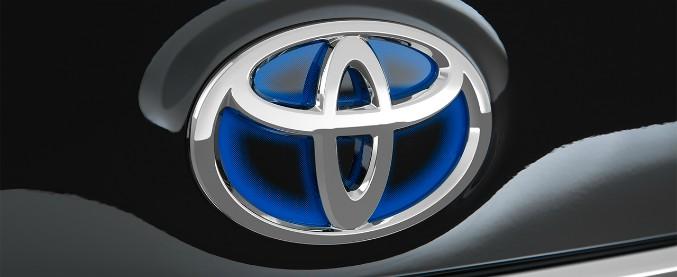 Toyota, oltre un milione di auto ibride richiamate in tutto il mondo