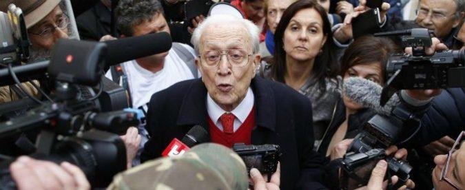 Ferdinando Imposimato e la sua ansia di giustizia tra i corridoi di piazzale Clodio