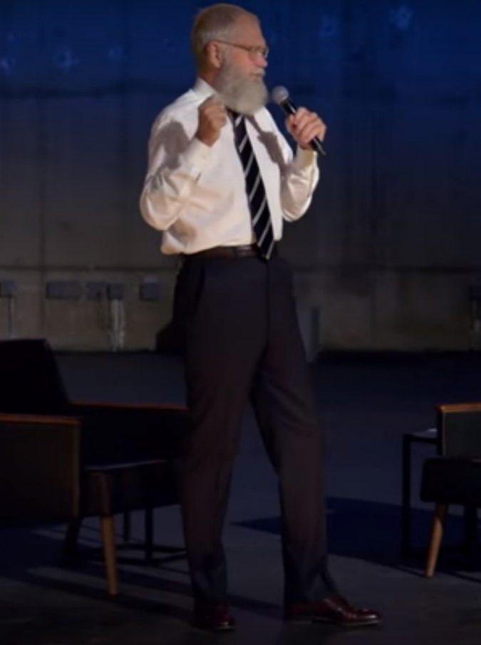 David Letterman torna con il suo talk show: dal 12 gennaio su Netflix. Barack Obama è il primo ospite