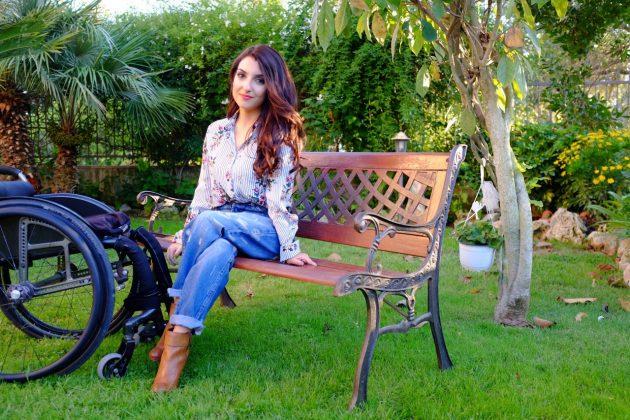 Disabili Laura Un 39 Italiana A Miss Mondo La Sedia A