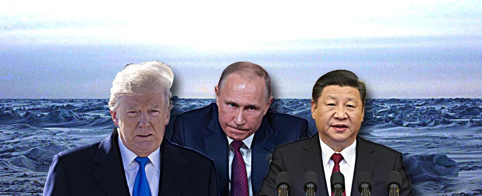 Stati Uniti, Russia e Cina: il 2018 è l'anno dell'assalto al petrolio e al gas del Circolo polare Artico