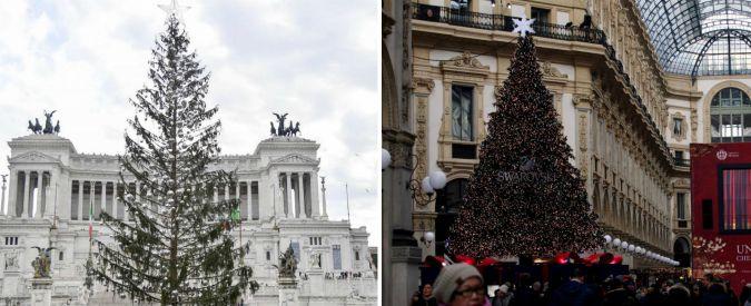 Alberi di Natale, dall'arredamento ai giocattoli: così le città li ricicleranno. E anche Spelacchio avrà la sua rivincita
