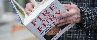 """Usa, Site: """"Isis e Al Qaida danno link per scaricare libro Fire and Fury sui segreti di Trump"""". E code anche davanti alle librerie"""