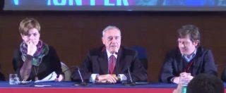 """Assemblea Liberi e Uguali: """"Sinistra per i molti e non per i pochi"""", Grasso si ispira a Corbyn. La diretta"""