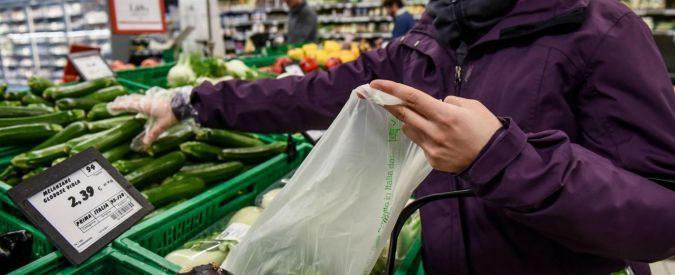 La verità, vi prego, sui sacchetti biodegradabili. E anche sulle etichette