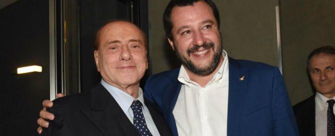 """Nuovo governo, Berlusconi: """"Anche il Pd se ne faccia carico"""". Salvini: """"Non ci hanno votato per riportare Renzi"""""""