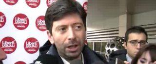 """Elezioni, Speranza (LeU): """"Noi alternativi a Renzi e Grillo. Saranno loro a dover fare i conti con noi"""""""