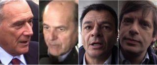 """Regionali, LeU chiude a Zingaretti e Gori: """"Non ci sono le condizioni"""". """"Discontinuità"""""""