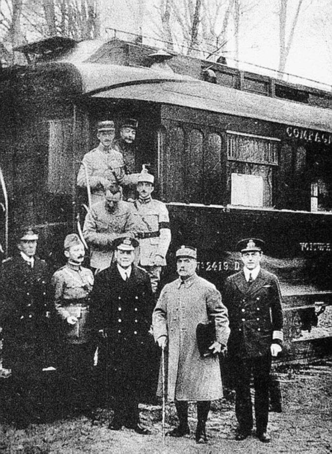 11 novembre 1918, ore 11 Fine della Grande guerra