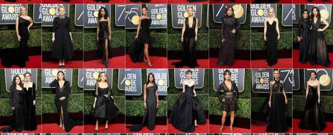 Time's Up, la protesta delle attrici ai Golden Globes. Smettete di accettare le molestie sul lavoro