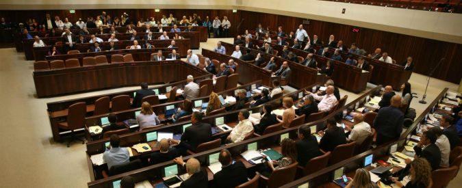 Condanne a morte più semplici per i terroristi, perché Israele ha votato a favore