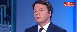 """M5S, restituzioni truffa – Renzi: """"Di Maio ricorda Craxi con il mariuolo Mario Chiesa"""""""