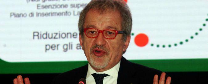 Roberto Maroni, addio al Pirellone: un seggio al Senato lo proteggerà dalla legge Severino in caso di condanna