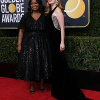 Jessica Chastain e Octavia Spencer
