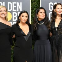 Reese Witherspoon, Eva Longoria, Salma Hayek e Ashley Judd