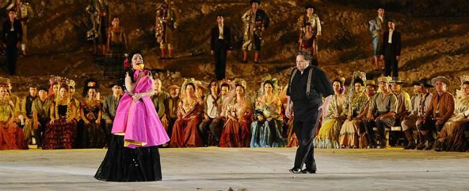 Carmen, c'è una ragione se muore nel finale. Bizet ci capiva un po' più di Nardella