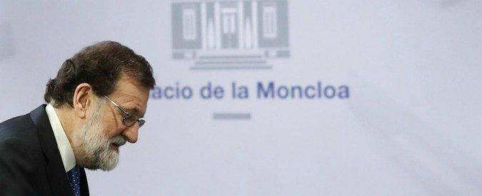 Catalogna, la cura Rajoy minaccia di uccidere il malato