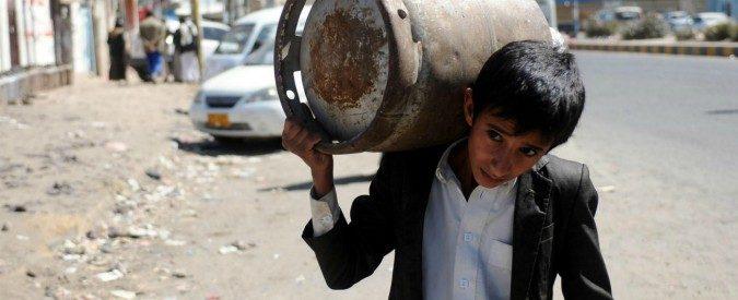 Bombe italiane sullo Yemen, cosa dire delle 26mila bombe Usa?
