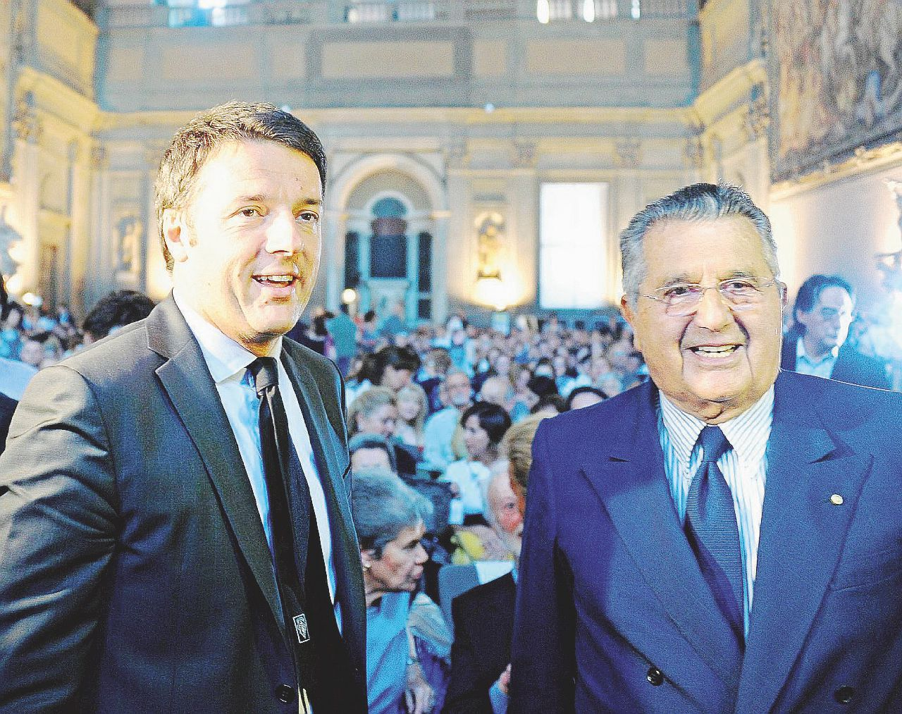 Renzi rassicurò De Benedetti sulla riforma delle Popolari, Procura chiede l'archiviazione