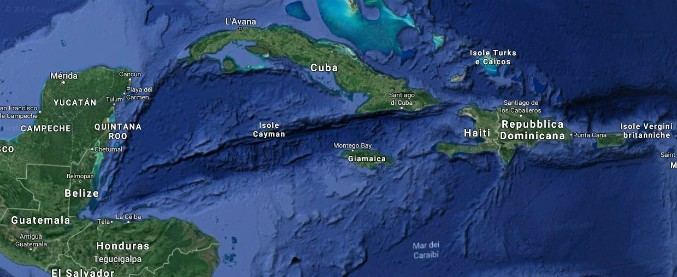 """Terremoto di magnitudo 7,2 in Honduras: è allerta tsunami. Ingv: """"Energia 30 volte superiore al sisma di Norcia"""""""