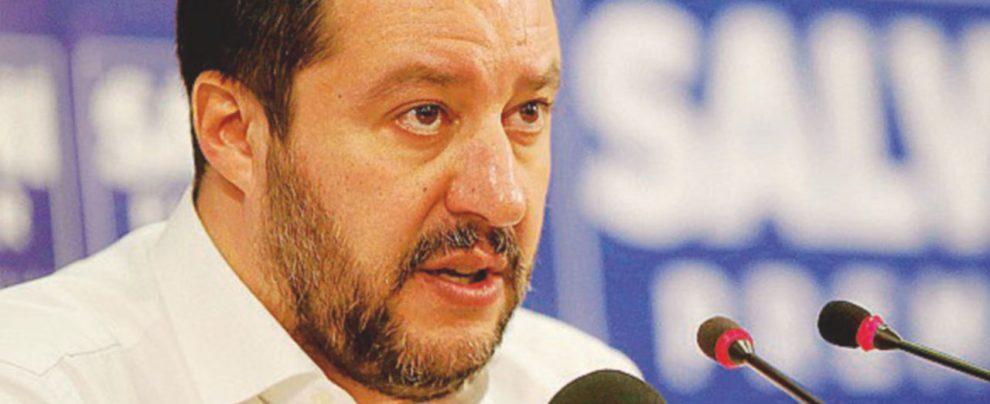 Salvini, quell'anima in pena rovinata dal ministro Minniti