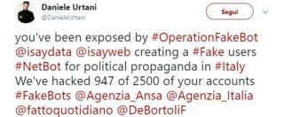 """Twitter, un gruppo di hacker entra in quasi mille profili falsi: """"Isaydata ne ha creati 2.500 per propaganda politica"""""""