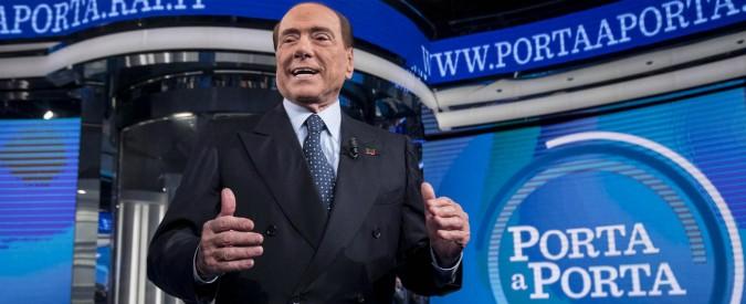 """Berlusconi sul caso Weinstein: """"Deneuve ha detto cose sante, fare la corte non è un'offesa"""""""