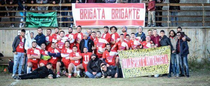 Rugby, incendiata la sede dei Briganti di Librino a Catania. Non lasciamoli soli