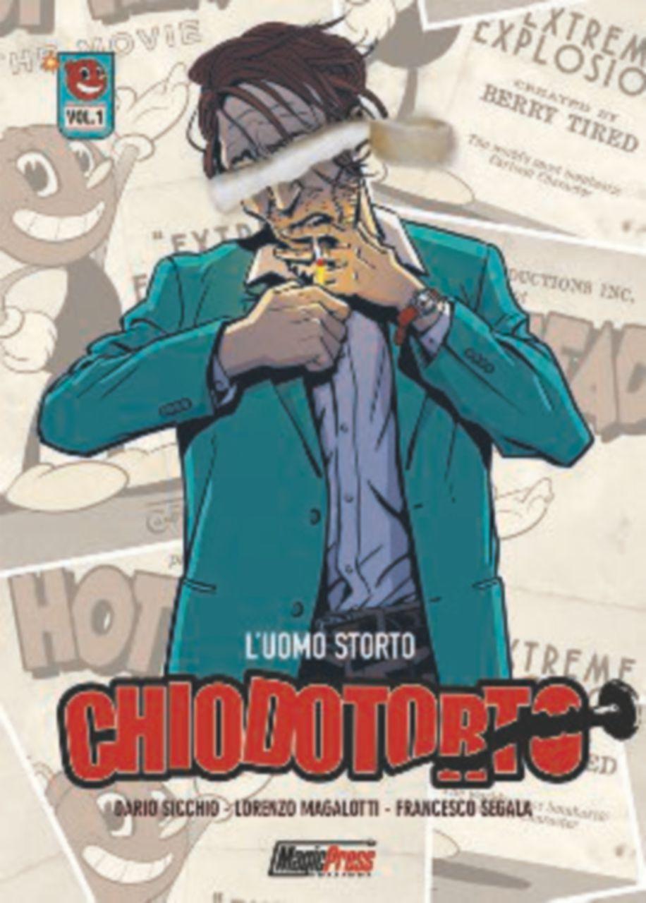 Chiodotorto, tre giovani autori tra gangster, demoni e conigli