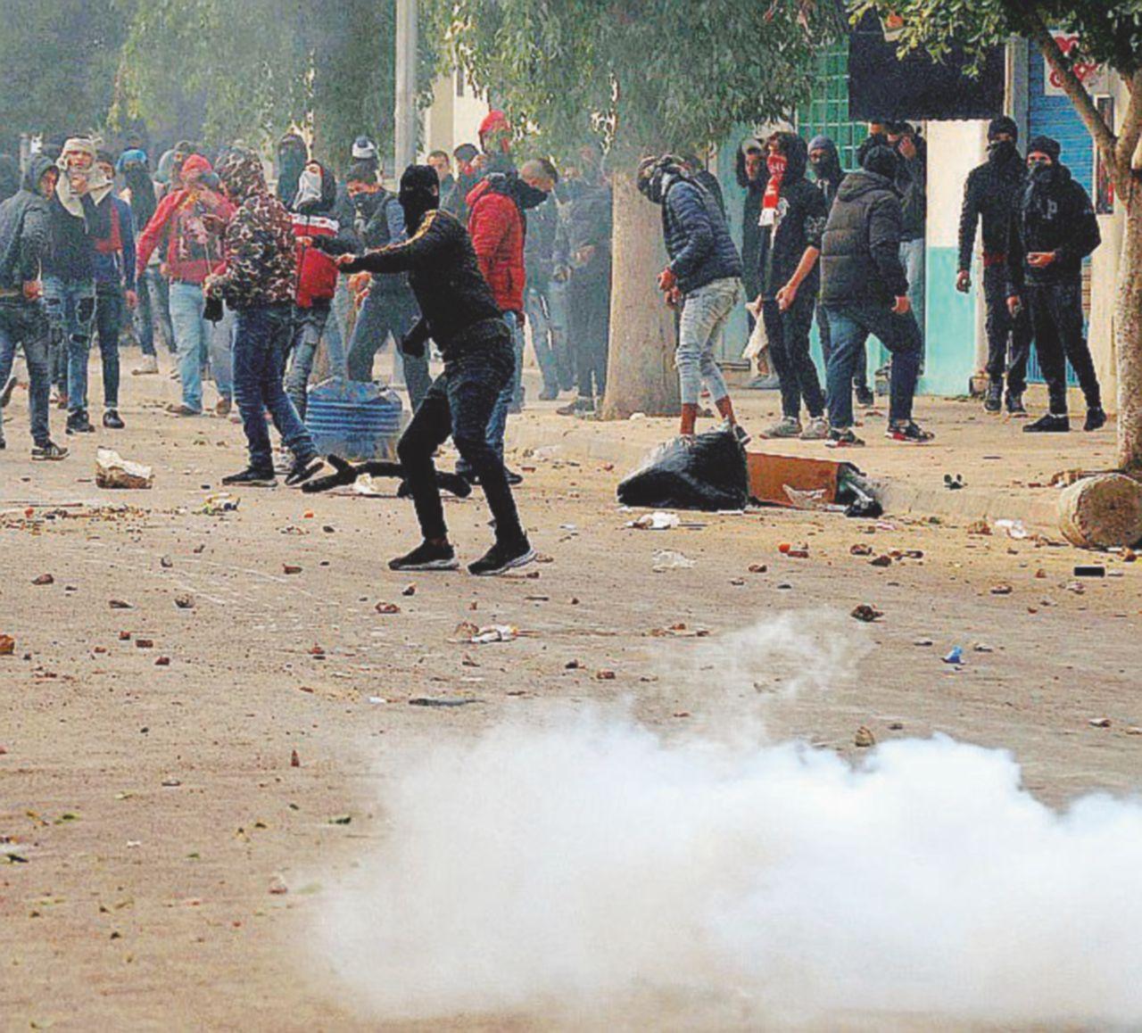 """""""Vogliono libertà e dignità: come nel 2011"""""""