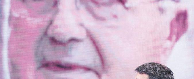 """De Benedetti: """"Colazione con Renzi e cena con la Boschi. Il Jobs Act è roba mia"""""""