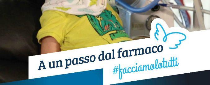 """Atrofia muscolare spinale, la prima campagna di crowdfunding di Famiglie SMA: """"Servono 50 mila euro"""""""