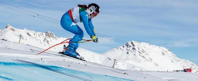 """Sci, l'annuncio di Elena Fanchini: """"Niente Olimpiadi, ho un tumore. Ma tornerò"""""""