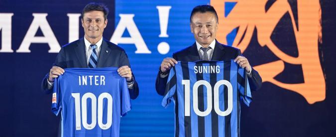 Pechino taglia il calcio: stop agli investimenti folli nel pallone. Inter e Milan (ma non solo) tremano