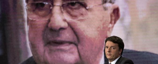 Renzi, De Benedetti e Repubblica: la fine della diversità morale
