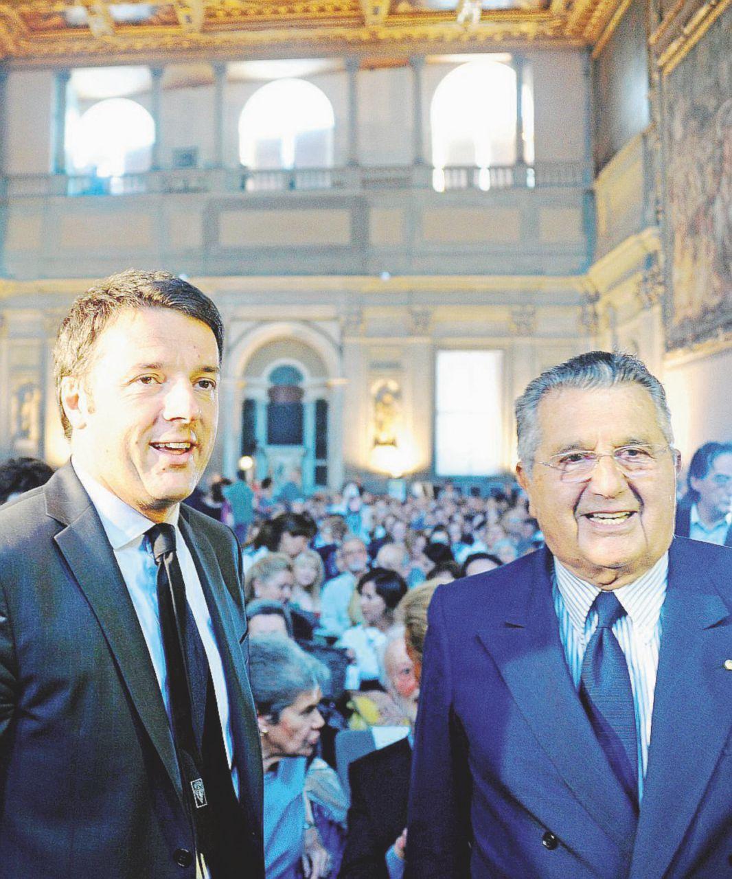 Renzi-De Benedetti, così i media hanno oscurato lo scandalo