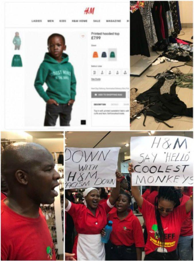Risultati immagini per H&M SUDAFRICA