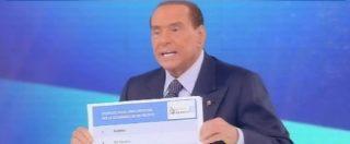 """Migranti, Berlusconi oltre Salvini: """"In Italia criminalità di 476mila immigrati che per mangiare devono delinquere"""""""