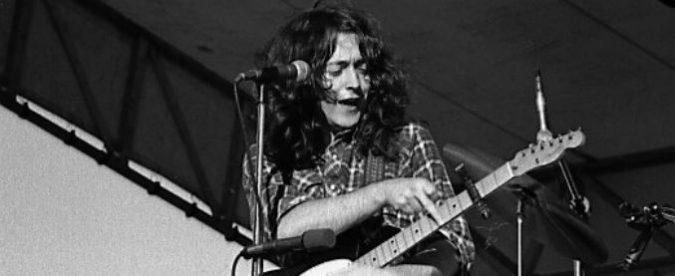 Rory Gallagher, storia di una leggenda dimenticata del rock-blues