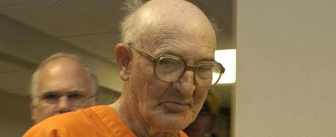 """Ku Klux Klan, morto l'ex capo Edgar Ray Killen che ispirò """"Mississippi burning"""": era stato condannato a 60 anni di carcere"""