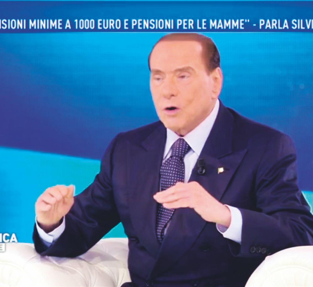 Sul Fatto del 15 gennaio – Berlusconi può, Orietta no: il monologo dalla D'Urso