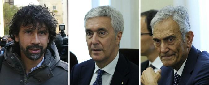 Elezioni Figc, corsa a 3 per il successore di Tavecchio: candidati Tommasi, Sibilia e Gravina. E l'ombra della politica sul voto