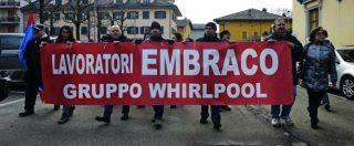 """Embraco, i sindacati: """"Confermati lo stop alla produzione e gli esuberi"""""""